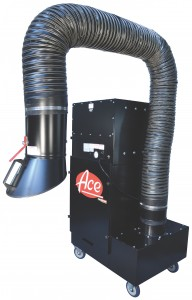 73-801 Mobile Fume Extractor Photo
