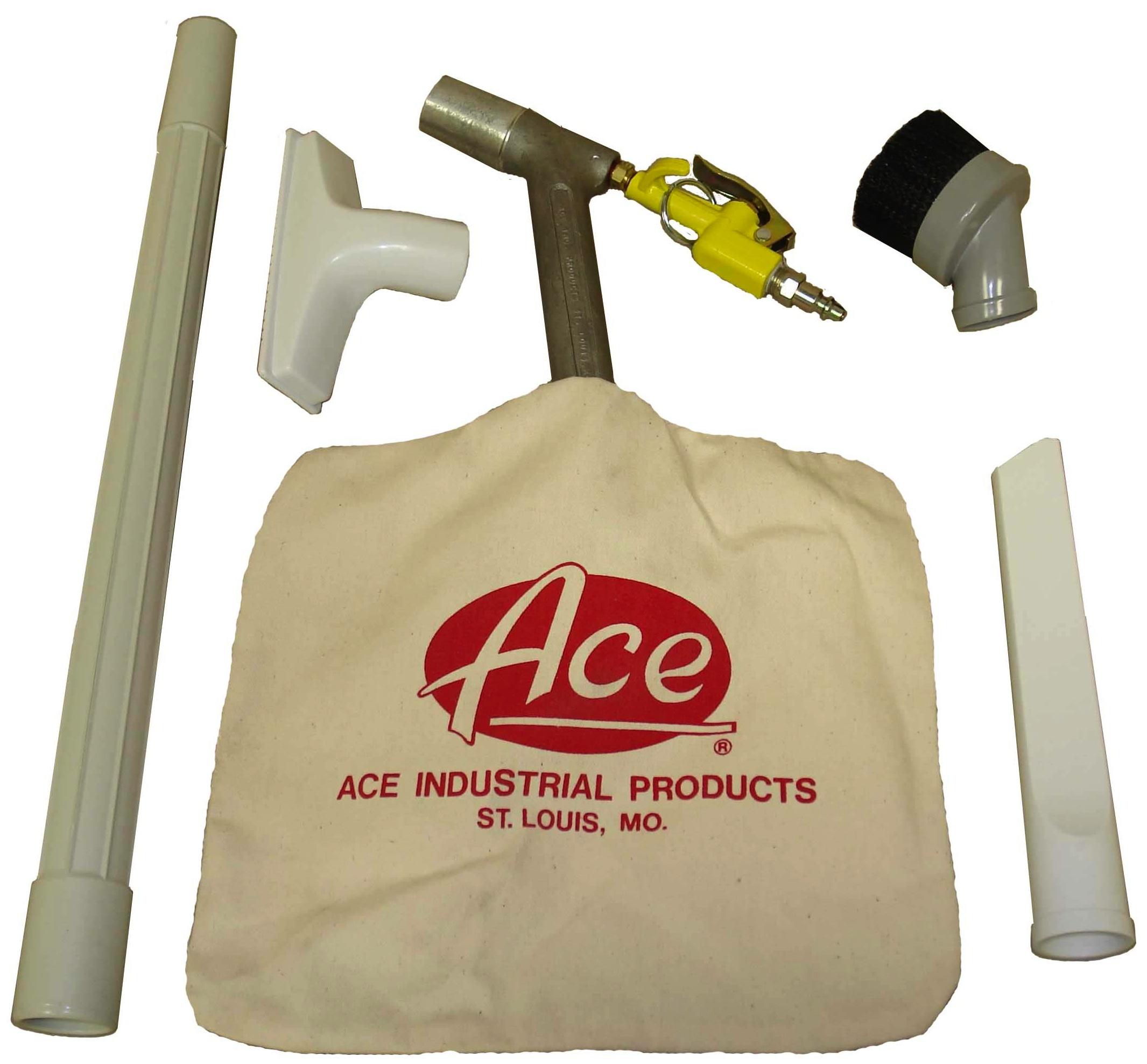 80 201 Compressed Air Handheld Vacuum Tool Ace